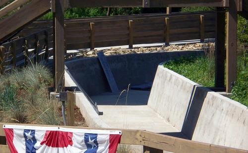 Cedar Point - Shoot the Rapids Maintenance