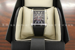 In the Marvin box (Marvin Watches) Tags: contest giveaway quartz marvin rectangular chrono m013 marvinwatches