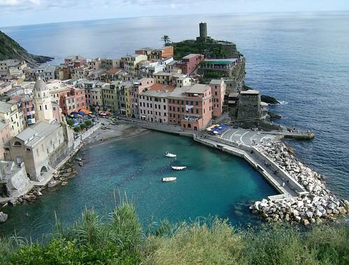 Que visitar en la Riviera Italiana