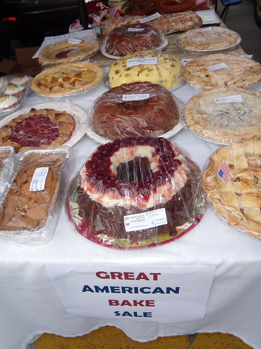 UB Bake Sale - June 2010