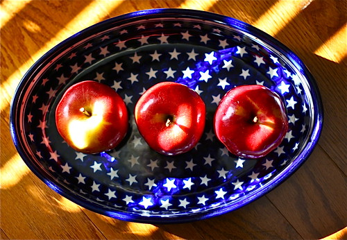 As American As . . . .