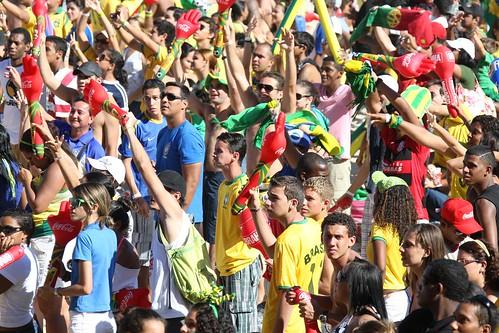Mais de 70 mil expectadores - SO Waldemar Prieto Júnior