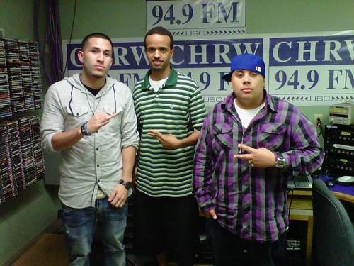 Y.Ro, Chedo, and Big C