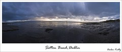 Sutton Beach (Dec,) Tags: ireland autostitch panorama dublin nikon pano tokina d90 1116mm celbridgecameraclub