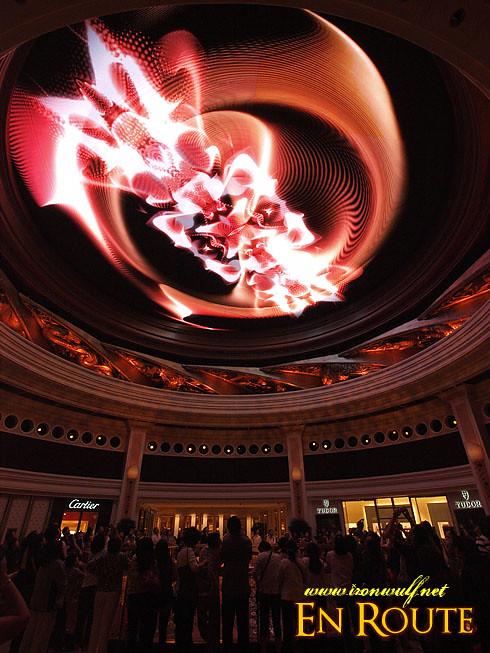 Macau Wynn Tree of Prosperity