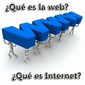 ¿Qué es Internet y la Web?