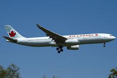 C-GHKW - 936 - 408 - Air Canada - Airbus A330-343X - 100617 - Heathrow - Steven Gray - IMG_4037
