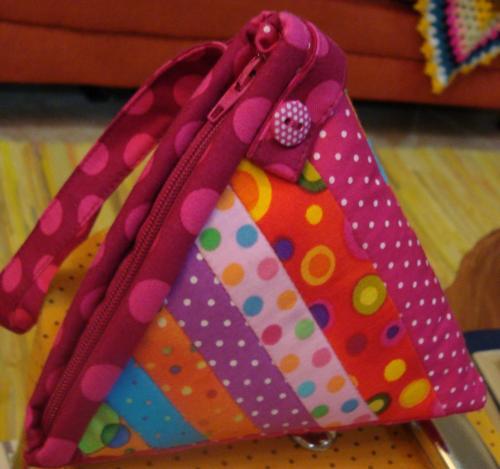Pirâmide de tecido