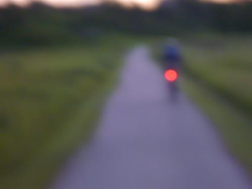 A Passing Blur @ 1800 KM