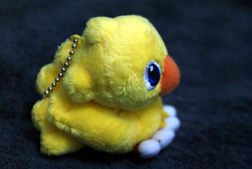 Final Fantasy  陸行鳥チョコボ鑰匙圏