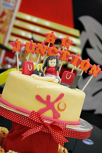 BG Junction Surabaya Cupcakes