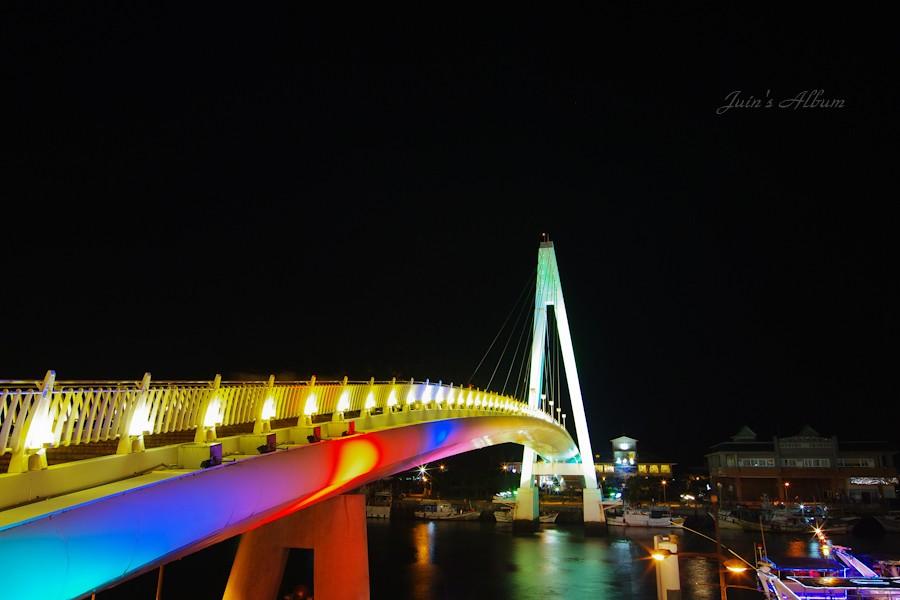 幸運午後彩雲燒 (7/2 淡水漁人碼頭)