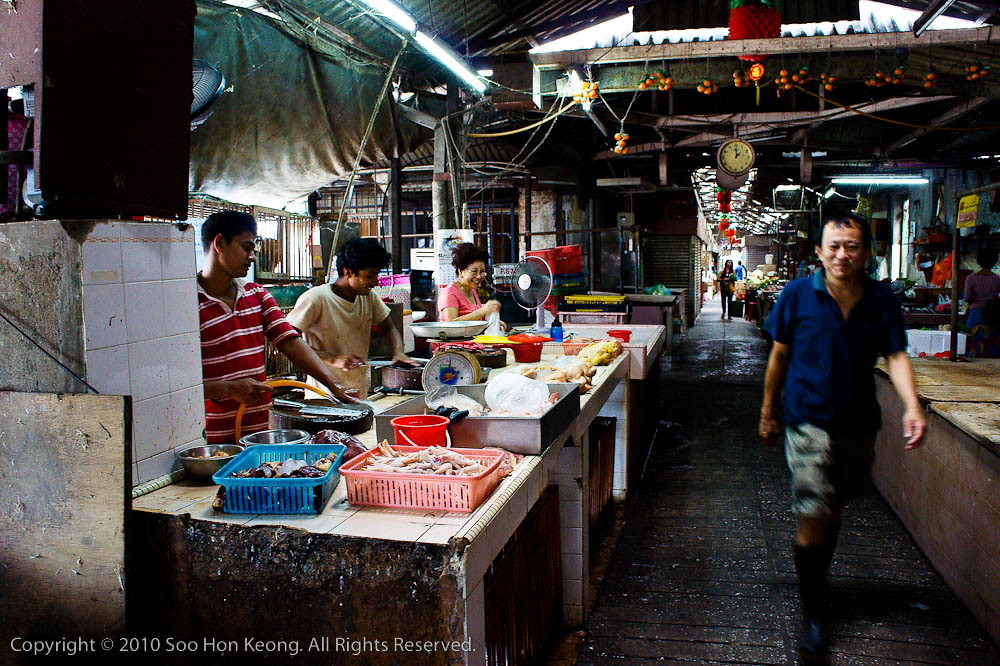 Petaling Street Market @ KL, Malaysia