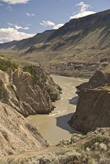 Canyon 1 (showbizinbc) Tags: bc britishcolumbia canyon fraserriver cariboo chilcotin cowboycountry fraserriverbasin