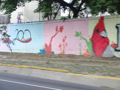 graffitis en caracas