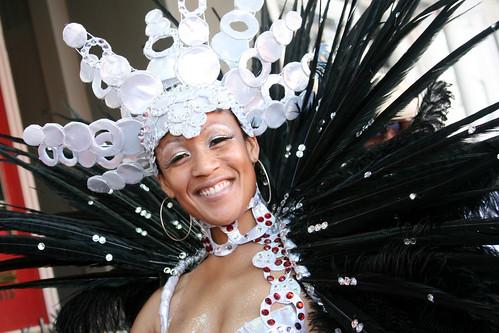 SF Carnaval Woman