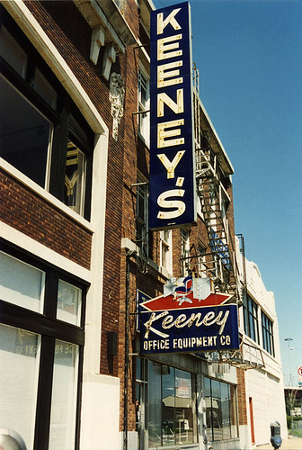Keeney's Office Equipment Co.