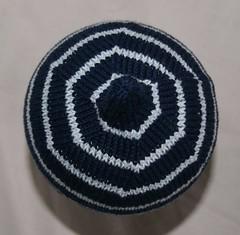 Supercute Pixie Hat, newborn (MissLene81) Tags: blue boy baby cute hat infant warm child cap newborn accessories navyblue paleblue pixiehat photoprop
