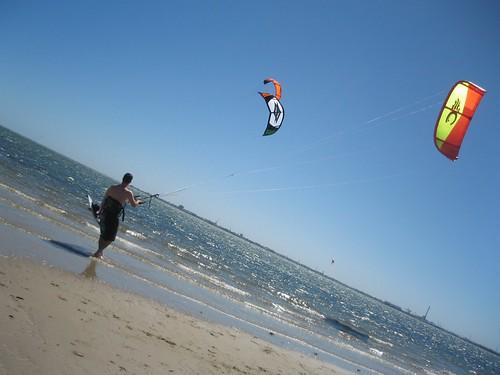 St Kilda Kitesurfing
