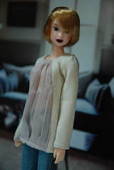 One Last Look (Girl Least Likely To) Tags: fashion toys dolls ooak vinyl etsy ccs paulina sekiguchi momoko japanesetoys jiajia ivie princesspeach asiandolls closeclippedsheep darkcherry deepplum clearlan