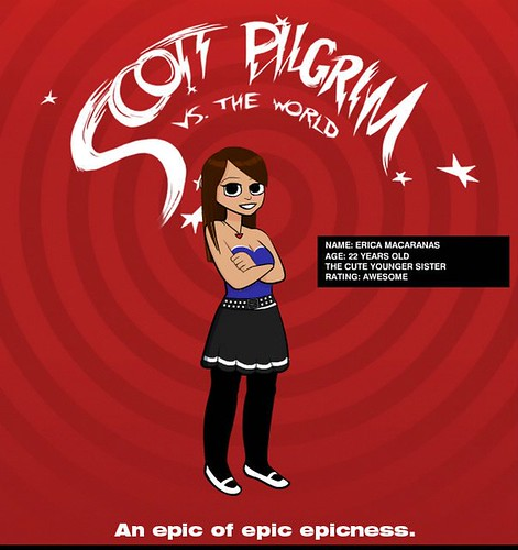 day 182: scott pilgrim