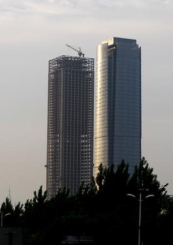 j57 - Nánjīing Skyscraper Construction