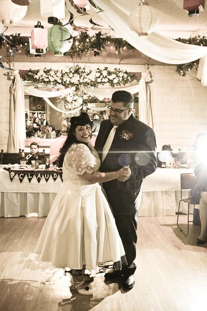 Claudia & Eddie's wedding
