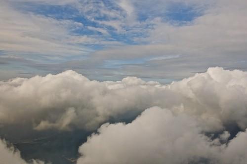 Nubes sobre Corea