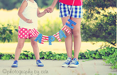 Happy 4th of July!!! :) (lilpuddlejumpers) Tags: summer usa holiday america fun nikon fireworks flag 85mm naturallight patriotic sparklers polkadots american converse july4th 4thofjuly redwhiteandblue nikond300