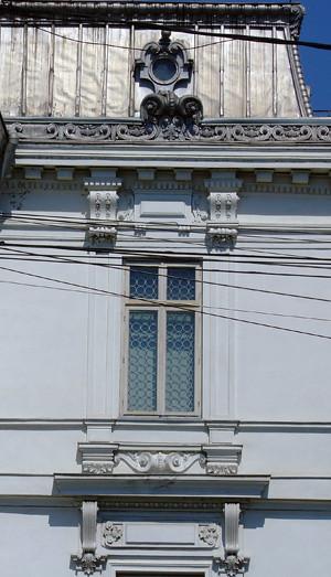 Palatul Ghita Ionescu - detaliu
