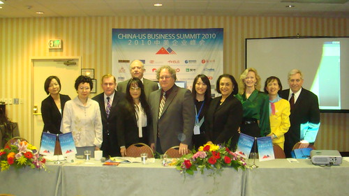 China-US Business Summit 2010