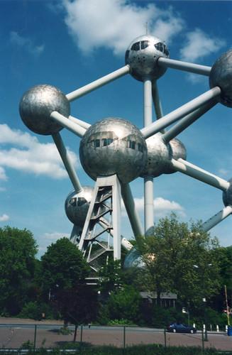 The Atomium - 1999