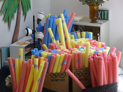 276 pool noodles