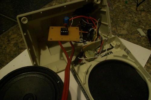 Creative amp