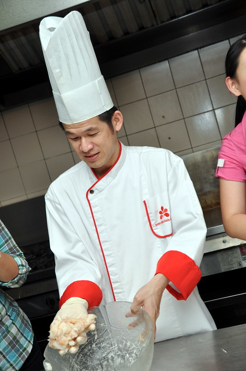 Chef Lo Tian Sion