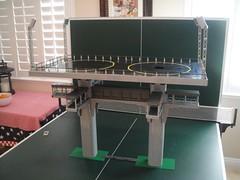Endor landing platform (brickplumber) Tags: starwars lego legostarwars endor fbtb episodevitoys