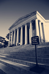 Jefferson Memorial - Washington, DC (Explored!) (VinothChandar) Tags: city usa building history monument architecture america photography freedom washingtondc us photo washington memorial unitedstates state photos pics famous president unitedstatesofamerica father picture 4th historic week leader notable july4th independence july4 jeffersonmemorial thomasjefferson tidalbasin significant momentous vinothchandar psmjulycompetition