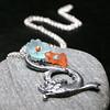 The Likeness Necklace www.etsy.com/listing/50917435/the-likeness-japanese-koi-a...