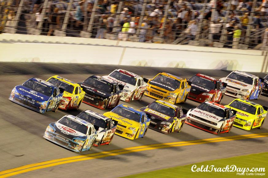 NASCAR // SUBWAY JALAPENO 250 @ DAYTONA