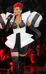 Rihanna In Canada