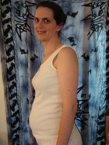 16 week bump