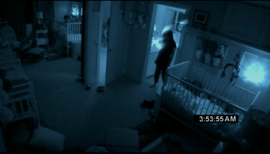 Paranormal Activity 2 2010 Movie Teaser Trailer