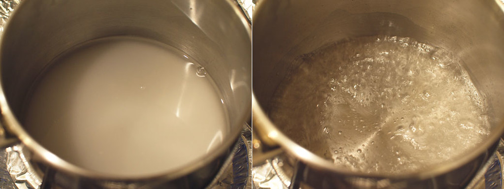 Как сварить сироп вода сахар