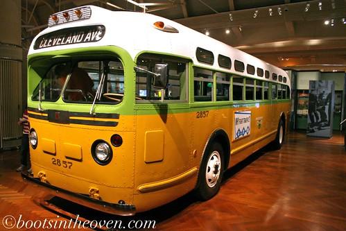 Rosa Parks's Bus