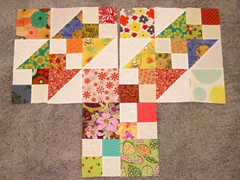 Jacob's Ladder + scrap square