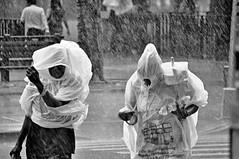 tal vez maana brille el sol (quino para los amigos) Tags: newyork storm rain drops manhattan tormenta jumper campera dsc0346