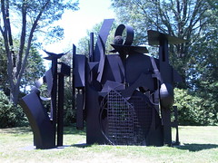 Louise Nevelson - City on the High Mountain
