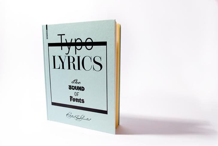 typolyrics book