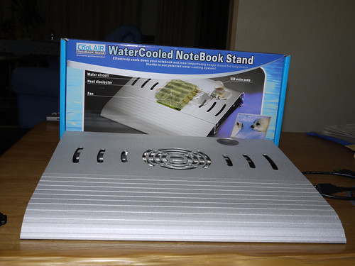 WaterCooled NoteBook Stand