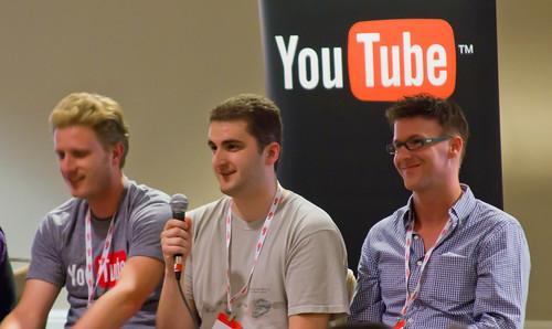 YouTube Partner Meet-Up VidCon2010